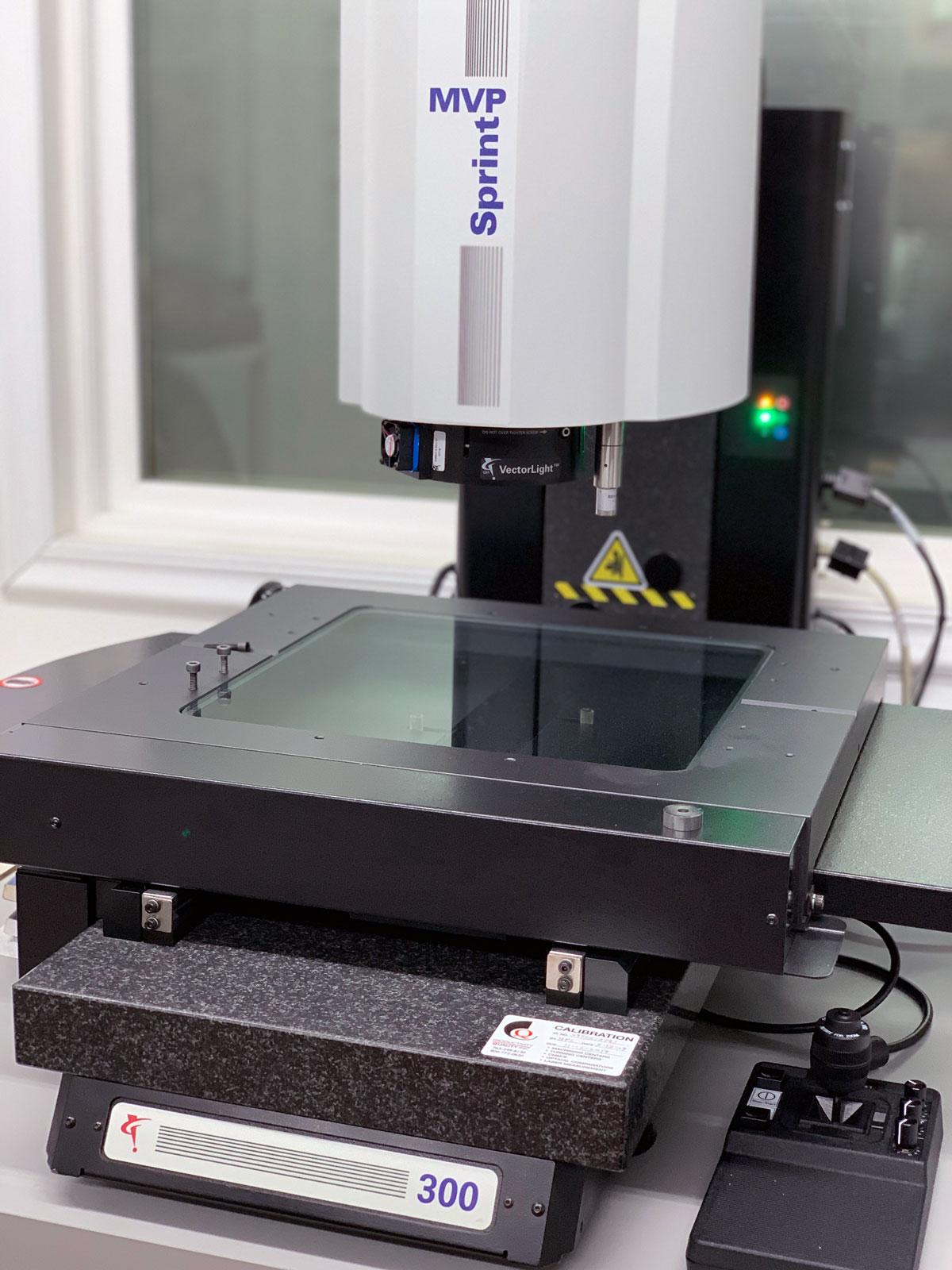 Sprintmvp 300 Inspection Equipment